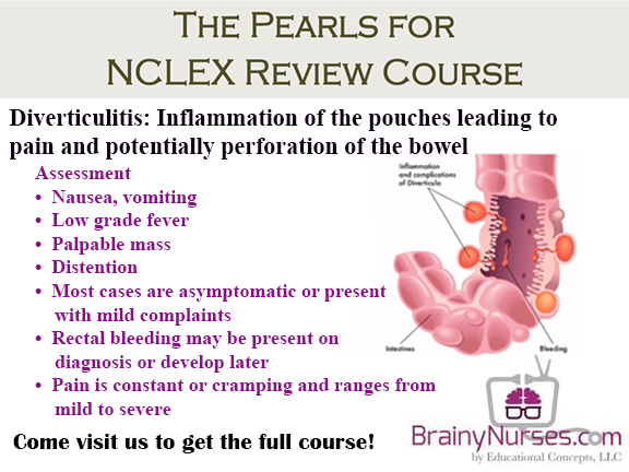 Gastrointestinal Nclex Review Only From Brainynurses Com