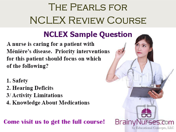 Senses NCLEX Review